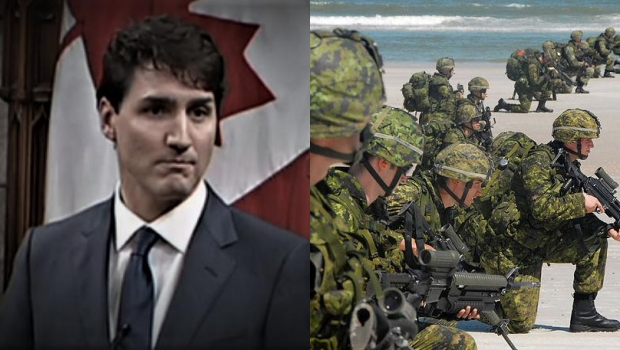 Trudeau Liberals REJECTED Military Request For More Funding
