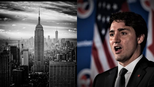 Trudeau Visits New York Again