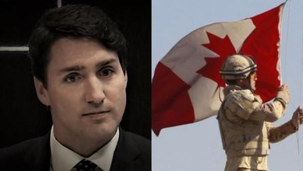Trudeau Veterans Pension Betrayal