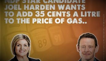 Ontario NDP Carbon Tax